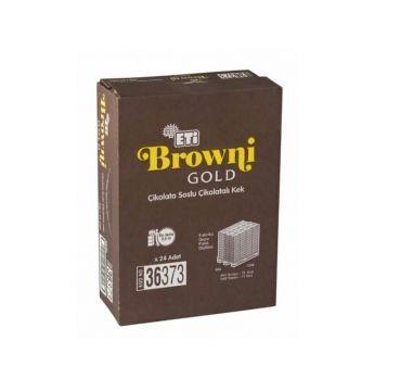 Eti Browni Gold Çikolatalı Kek 45 Gr x 24 Adet