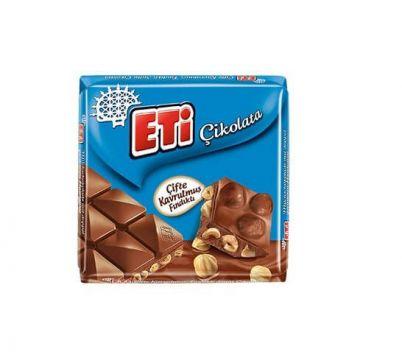 Eti Fındıklı Çikolata 70 Gr x 6 Adet