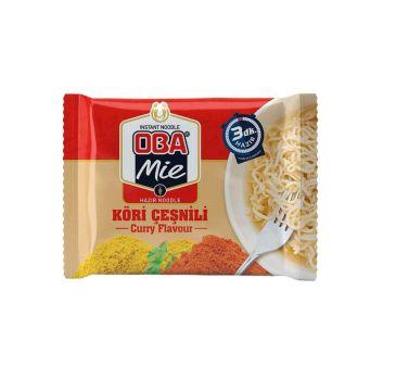Oba Mie Noodles Köri Çeşnili 70 Gr x 40 Adet