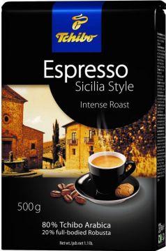 Tchibo Espresso Sicilia Style Çekirdek Filtre Kahve 500 Gr