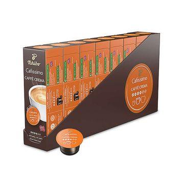 Tchibo Cafissimo Caffe Crema Rich Aroma Kapsül Kahve 80'li