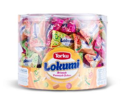 Torku Lokumi Yumuşak Şeker 800 Gr
