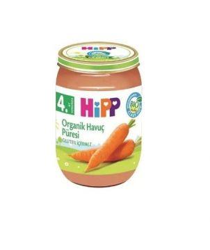 Hipp Organik Havuç Püresi 125 Gr x 6 Adet