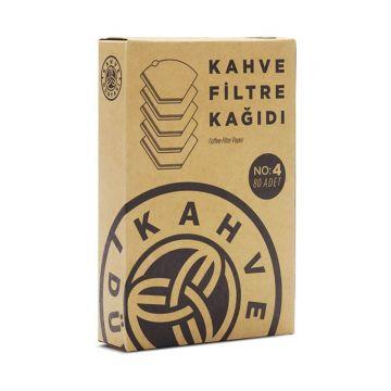 Kahve Dünyası Kahve Filtre Kağıdı 80 Adet