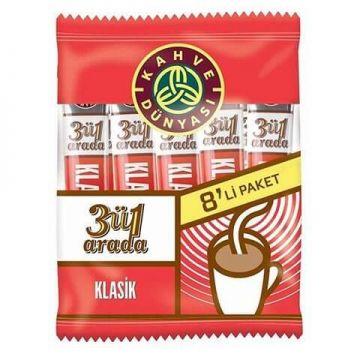 Kahve Dünyası 3 ü 1 Arada 8 Adet