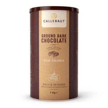 Callebaut Bitter Çikolata Parçalı İçeçek Toz 1 Kg
