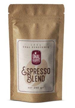 Ünal Taze Öğütülmüş Espresso Blend Filtre Kahve 250 Gr