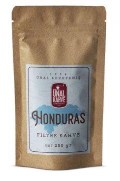 Ünal Taze Öğütülmüş Honduras Filtre Kahve 250 Gr