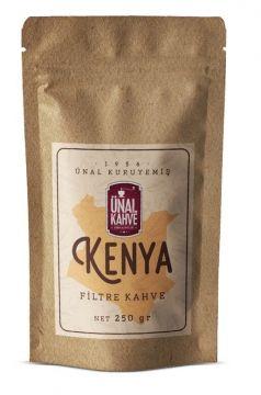Ünal Taze Öğütülmüş Kenya Filtre Kahve 250 Gr
