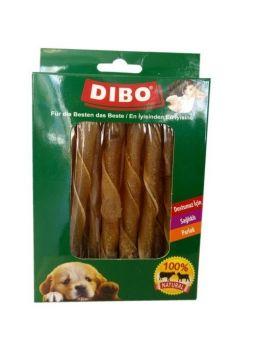 Dibo Köpek Ödül Maması Naturel Manci Çubuk 12 Cm 12'li 100 Gr