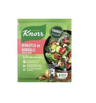 Knorr Dereotlu Ve Hardallı Salata Sosu 10 Gr x 5 Adet