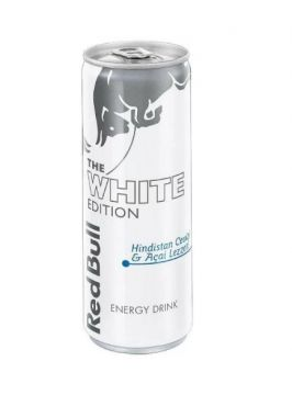 Red Bull Enerji İçeceği White Edition 250 Ml
