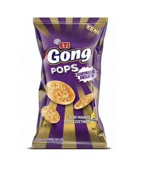 Eti Gong Pops Köri Mango 80 Gr