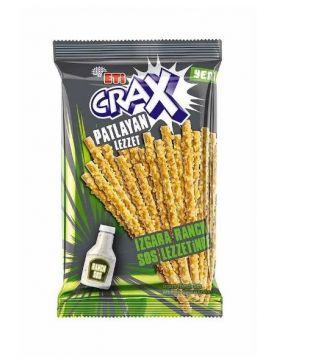 Eti Crax Izgara Ranch Sos Aromalı 50 Gr
