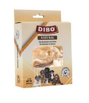 Dibo Köpek Ödül Maması Kurutulmuş Dana Kulak Beyaz 2 Li