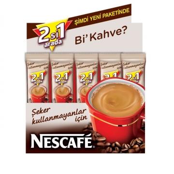 Nescafe 2 si 1 arada 48 Adet