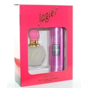 Jagler Women Gift Set (Eau de Toilette & Deodorant) 60 ml