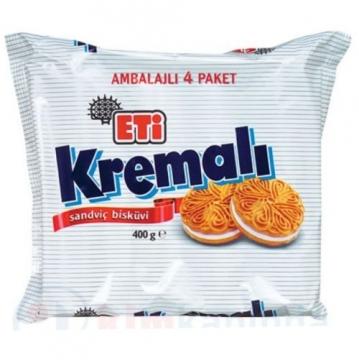 Eti Kremalı 4 lü
