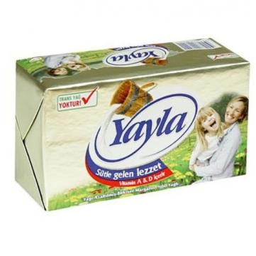 Yayla Margarin 250 gr